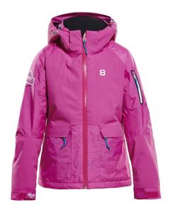 Flower Jr Jacket - Pink