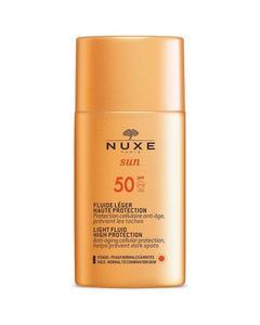 Nuxe Sun Light Fluid High Protection Spf50 50ml