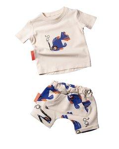 Short&tshirt Set