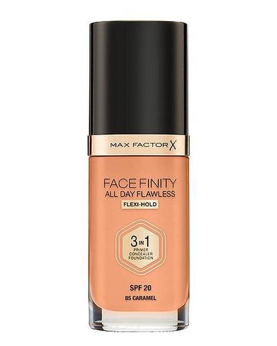 Max Factor Max Factor Facefinity 3 In 1 Foundation 85 Caramel