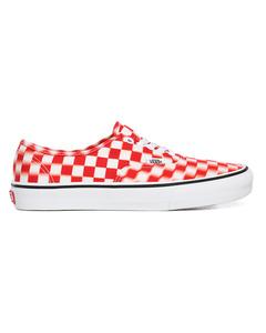 Ua Authentic Wbc (blur Check) True White/red