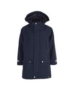 Kids Parka From The Sea Hull Blue
