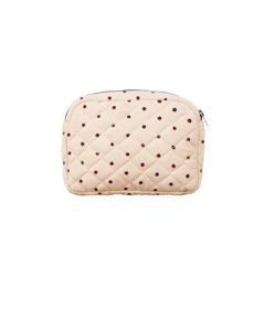 U9302, Make-up Purse L Peach Rose