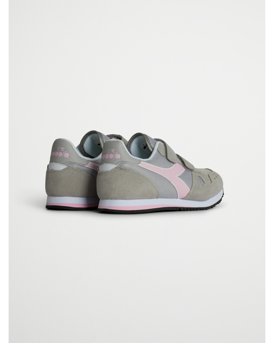 Diadora Simple Run Ps Grey Alaska
