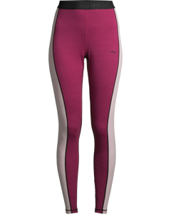 Warm Base Leggings Ruby