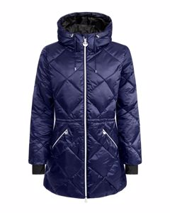 Active Quilt Jacket Indigi Night