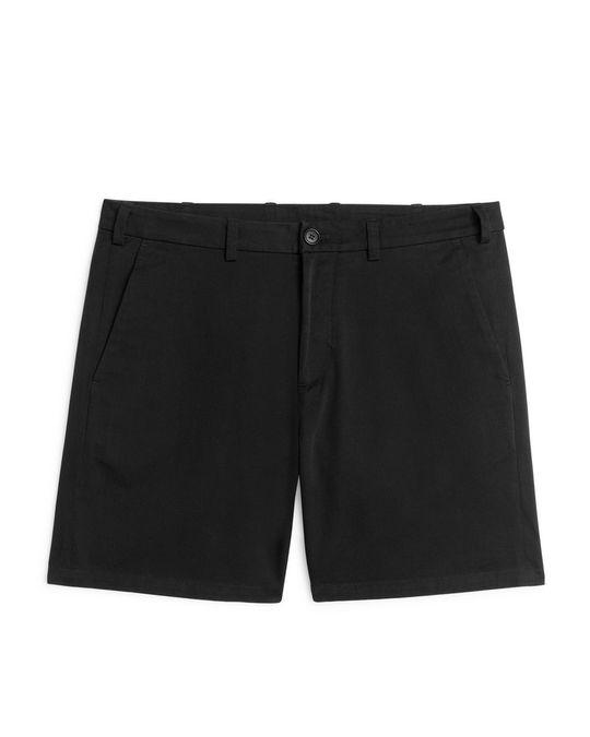 Arket Chino Shorts Black