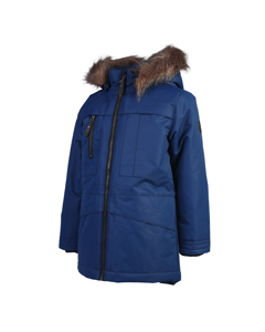 Kalata Padded Parka Estate Blue