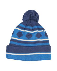 Kamma Hat Estate Blue