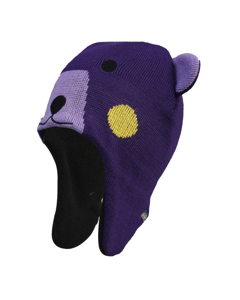 Konja Hat Violet Indigo