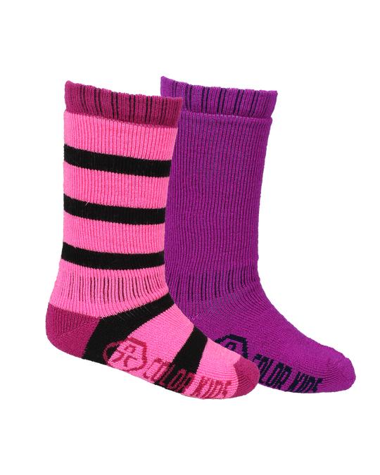 Color Kids Dustin Socks Candy Pink