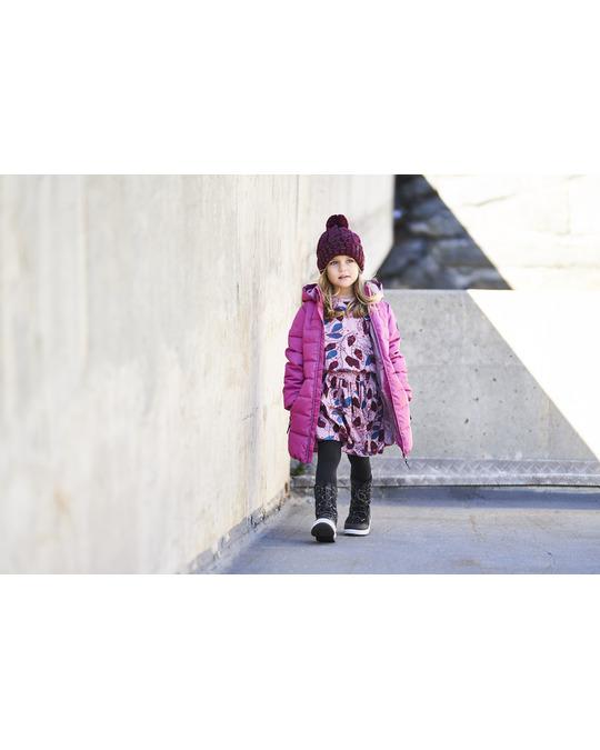 Color Kids Detroit Boots Black