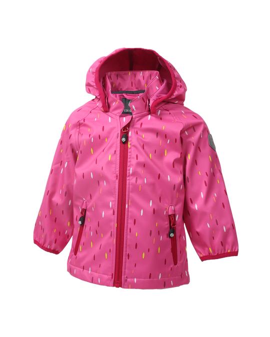 Color Kids Veast Mini Softshell Jacket Pink Heaven