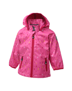 Veast Mini Softshell Jacket Pink Heaven