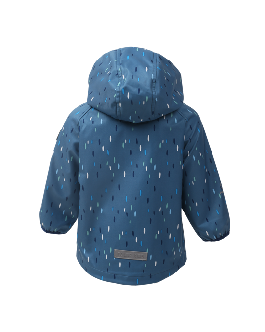 Color Kids Veast Mini Softshell Jacket Stellar