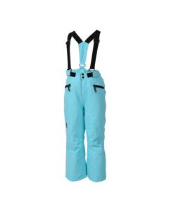 Sanglo Padded Ski Pants Blue Fish
