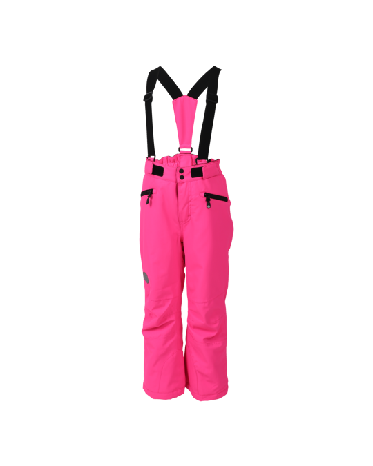 Color Kids Sanglo Padded Ski Pants Candy Pink
