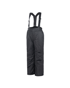 Salix Padded Ski Pants Black