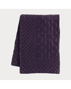 Paolo Bedspread 270x260 F-19 Dawn Purple