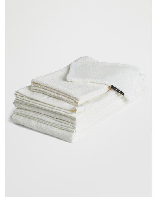 Linum East Bath Towel 100x150 I-2 Bright White