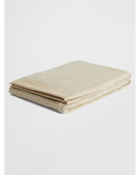 Linum East Bath Towel 100x150 N-14 Linen Beige