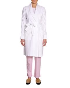 Lauren Ralph Lauren Robe Quilted White