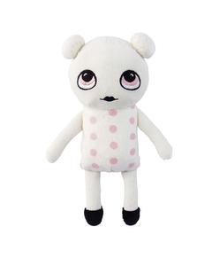 Baby Bunty - White/pink