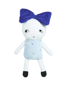 Baby Chipper - White/blue