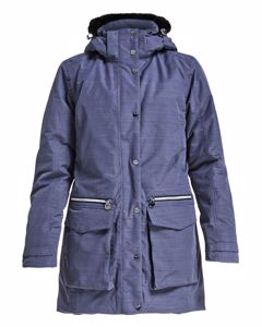 All Weather Parka Indigo Night
