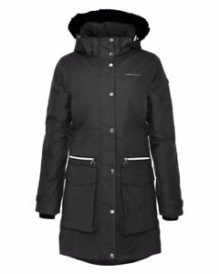 All Weather Parka Black