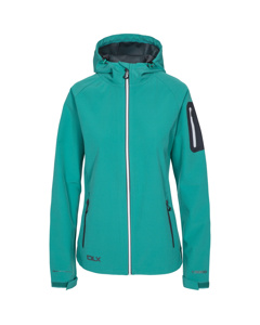 Trespass Womens/ladies Landry Waterproof Softshell Jacket