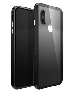 Exodus Aviation Aluminium Case Black - Iphone X/xs