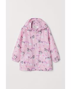 Kelly Wind Jacket Pink