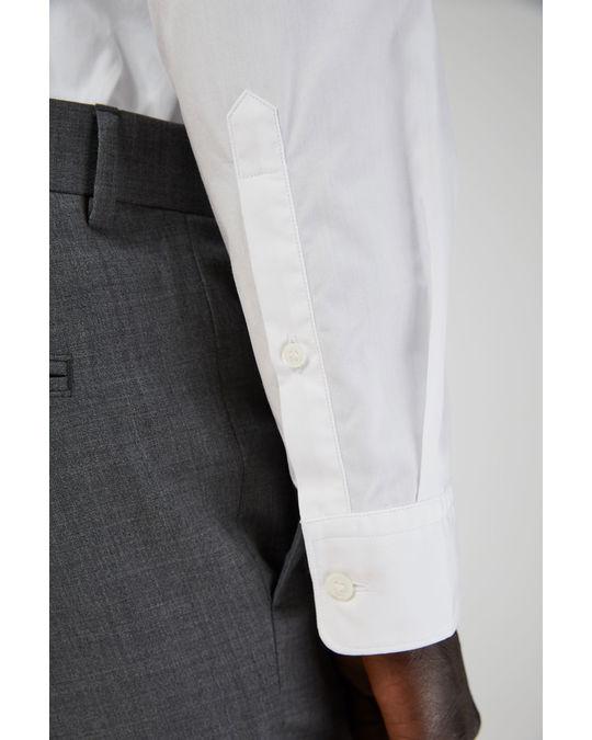 Arket Shirt 7 Poplin White