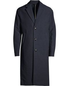 M. Luke Cotton Coat Dk. Navy