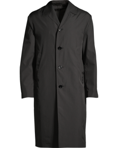 M. Lucien Front Runner Coat Black