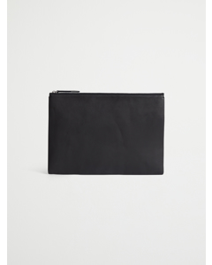 Leather Laptop Case 13'' Black