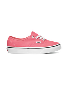 Ua Authentic W Strawberry Pink/truewhite