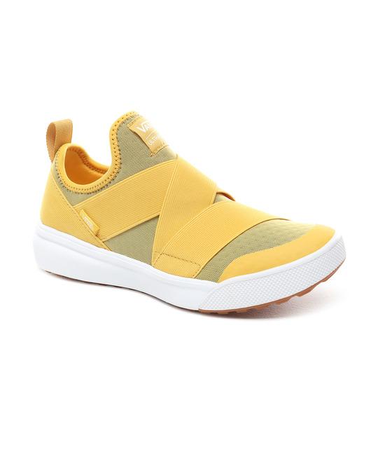 Vans Ua Ultrarange Gore W Yolk Yellow