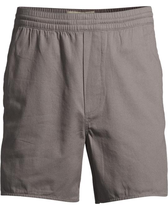 H&M Short cotton twill shorts Grey