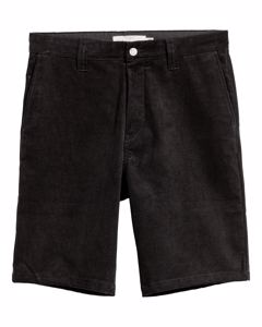 Oleary Cord Shorts Black