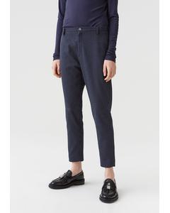 Krissy Trouser Blue Dot