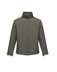 Regatta - Heren Uproar Softshell Windbestendige Fleece Vest