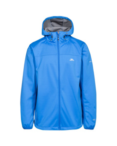 Trespass Mens Zeek Waterproof Softshell Jacket