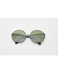 Maxida Northern Black / Green Lens