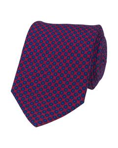 Wool/silk Tie