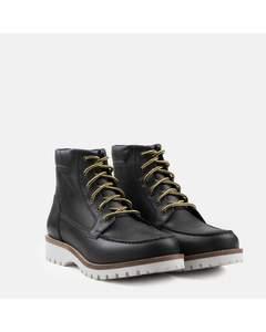 Apron Boot Black