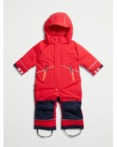 Winter Overall   Red 98