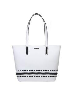 Jadey Shopper White