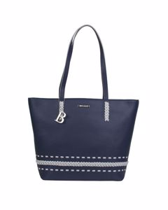 Jadey Shopper Dark Blue